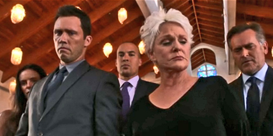 Burn Notice TV season six