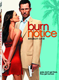 Burn Notice season one is available on DVD