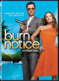 Burn Notice season two is available on DVD