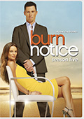 Burn Notice season five is available on DVD