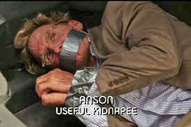 Photo of Burn Notice character Anson Fullerton played by Jere Burns