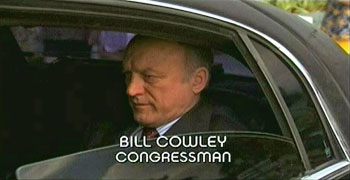 Photo of Burn Notice character Bill Cowley played by John Doman