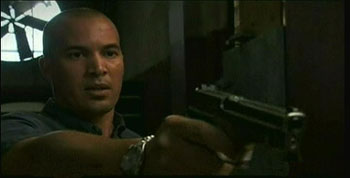 Photo of Burn Notice character Jesse Porter played by Coby Bell