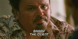 Photo of Burn Notice character Barry Burkowski played by Paul Tei