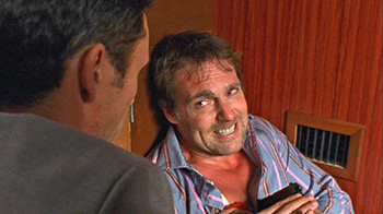 Photo of Burn Notice character Victor Stecker-Epps played by Michael Shanks