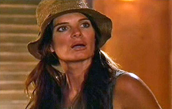 Photo of Burn Notice character Fiona Glenanne played by Gabrielle Anwar