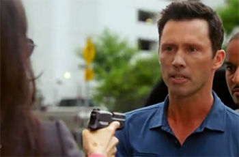 Photo of Burn Notice TV season five episode 512