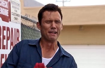 Photo of Burn Notice TV season six episode 609