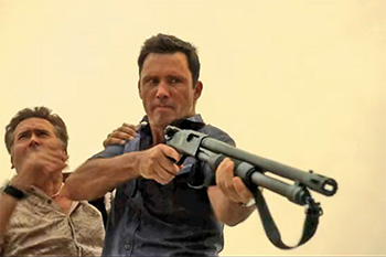 Photo of Burn Notice TV season six episode 610
