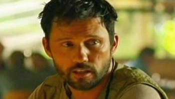Photo of Jeffery Donovan playing Burn Notice TV character Michael Westen